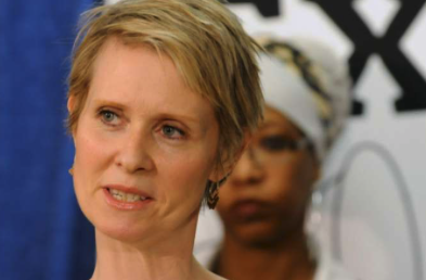 Cynthia Nixon announces gubernatorial run