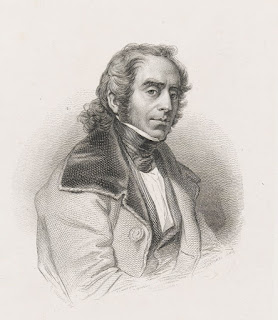 Nicolas Maurin, Alexandre Sixdeniers (1795-1846) (graveur) - Jacques Arago, vers 1830 - National Portrait Gallery, Canberra.