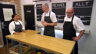 Great British Menu 2017 Scotland Dessert ep.24