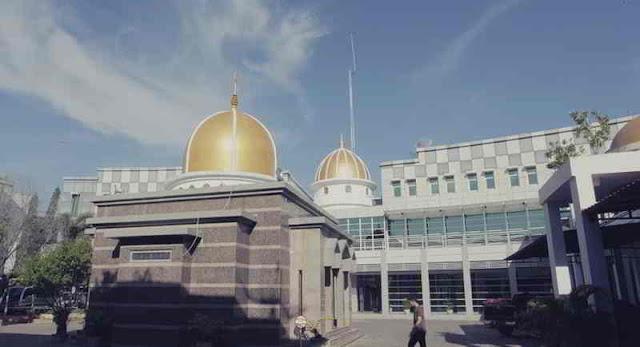 Kantor Kanwil Kemenag Aceh