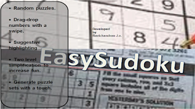 At the PlayStore - EasySudoku (2013)