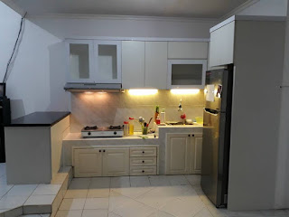 Pintu Kitchen Set Model Klasik