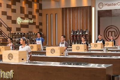 Competidores encaram mais um desafio da Caixa Misteriosa - Divulgação/Band
