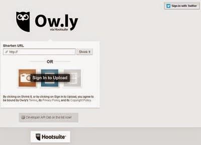 Ow.ly - Top 6 URL Shorteners - Penyingkat Link Terbaik