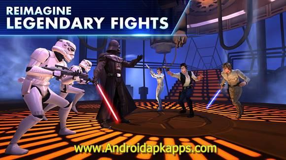 Star War Galaxy of Heroes Apk MOD Latest Version