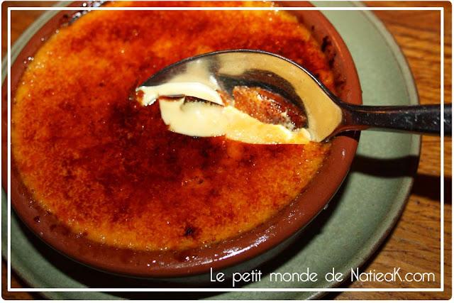 crème brûlée caramel salé