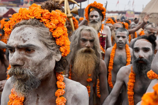 First Dalit akhara want 'gharwapsi' of those who left Hinduism due to inequality - Kumbh Mela 2019