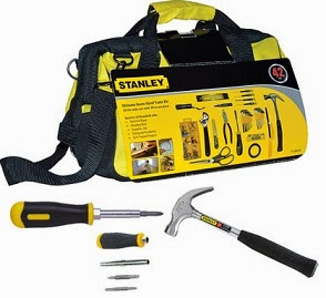 Stanley Hand Tools: Min 40% Off on Home Improvement Hand Tools @ Flipkart (Limited Period Offer)