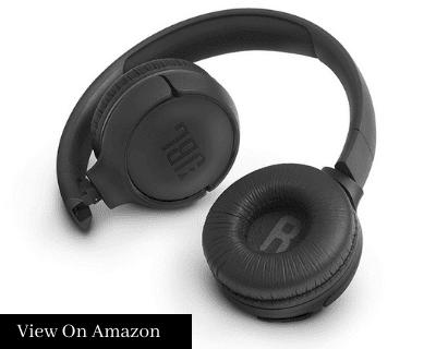 Wireless On-Ear Headphones with Mic under5k