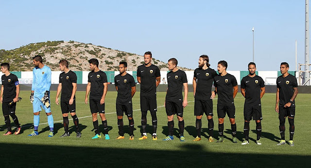Φιλική επικράτηση της ΑΕΚ με 2-0 επί του Άρη Λεμεσού στο γήπεδο της Φυλής