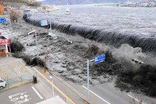 Animasi Gelombang Tsunami