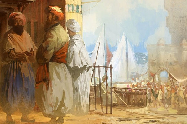 40 Murid Imam Abu Hanifah yang Agung dan Tersohor