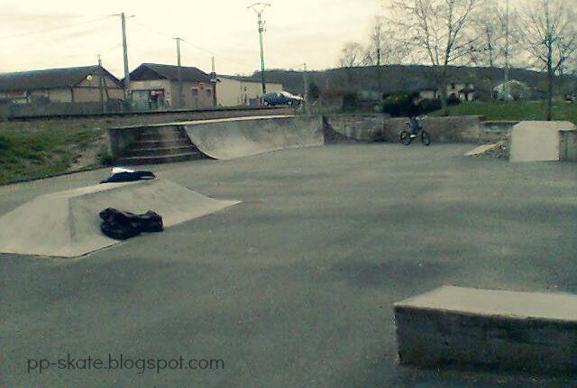 Skatepark Chateau Renard