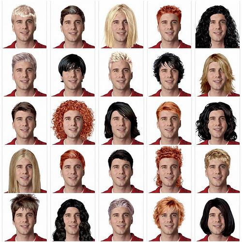 Peachy Virtual Hairstyle Perfection Hairstyles Short Hairstyles Gunalazisus