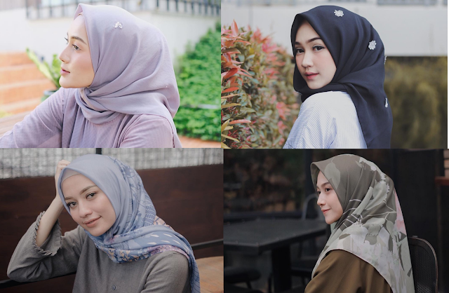 Trend of 6 Selebgram the Most Beautiful Hijab in Indonesia