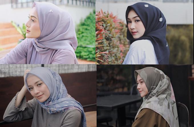 Trend of 6 Selebgram the Most Beautiful Hijab in Indonesia