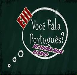 Ensinar português para estrangeiros.