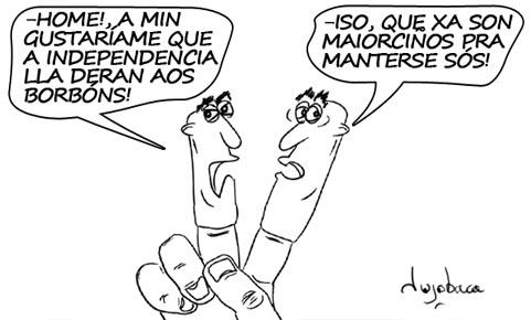 Independencia: si ou non?