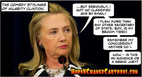 Benghazi No There There >> The Tunnel Wall: Tech company sees no indication that Hillary's server was wiped