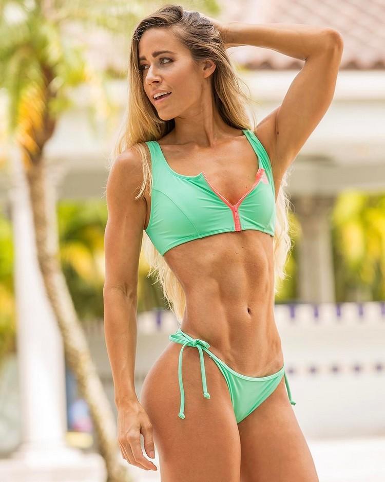 Valentina Lequeux fitness coach