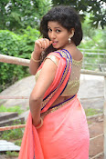 Actress Pavani sizzling photo shoot-thumbnail-20