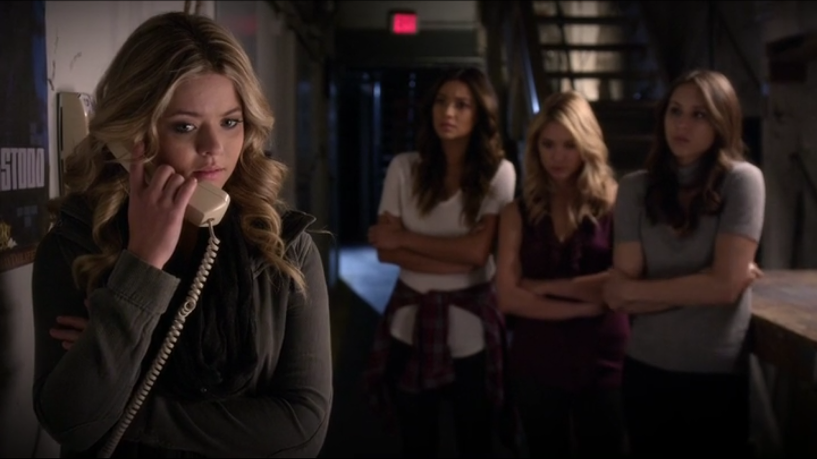 Pretty Little Liars EscApe From New York Alison