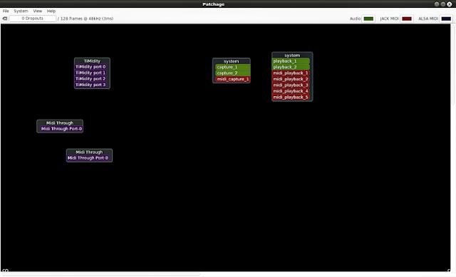 Como Configurar Um Debian Studio – Parte 2 : Como Instalar o JACK, o Servidor de Áudio Profissional para Linux