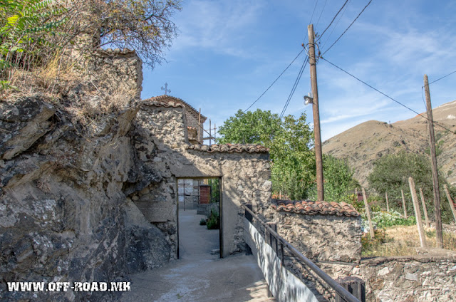 St. Dimitrij monastery - Veles, Macedonia