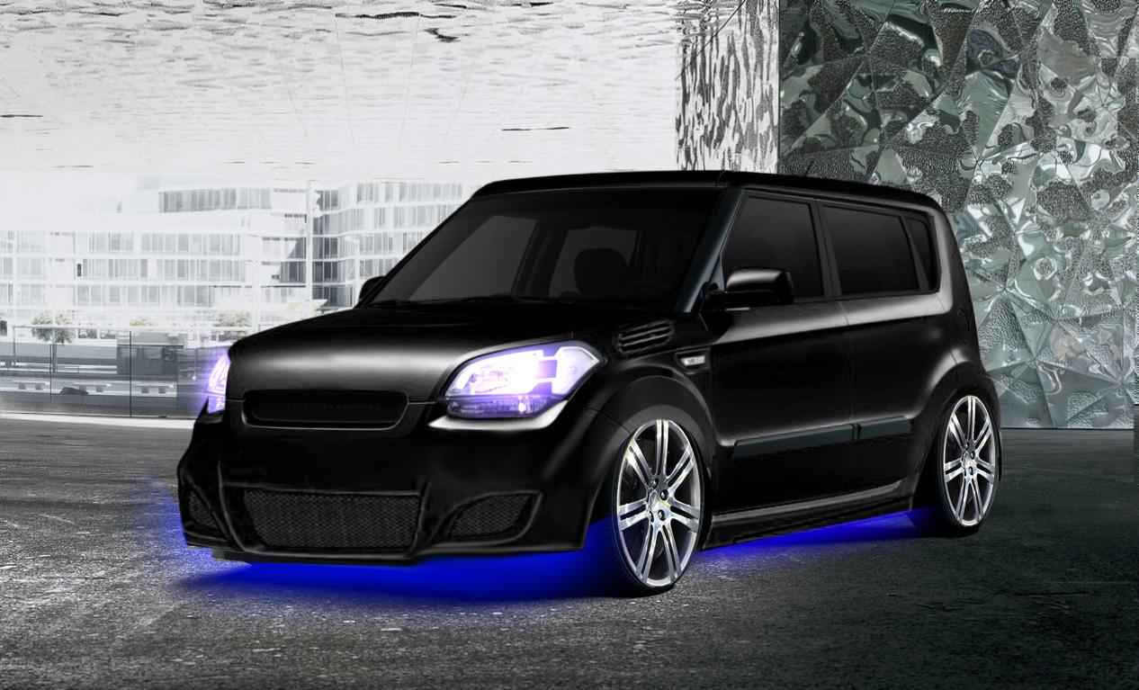 Mercedes Benz Las Vegas >> Tuning Kia Soul By J Design ~ Virtual Vegas