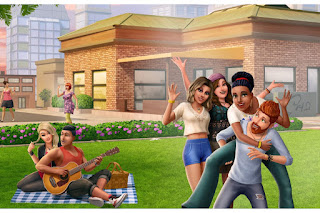 new the Sims Mobile gane