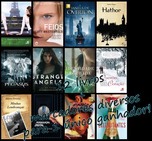 Promocao: I Love Books 8