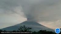 Dampak Erupsi Gunung Agung, Bandara Ngurah Rai Ditutup Hingga 18 Jam Kedepan