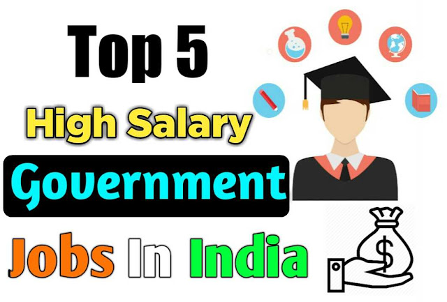 Top 5 High Salary Jobs In India