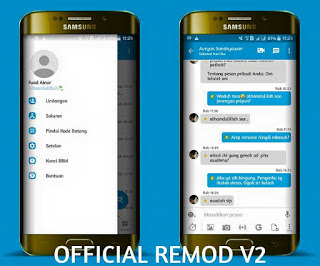 BBM Official Remod v2 Base v3.3.0.16 Free Download Apk