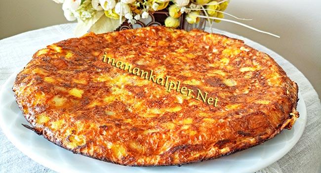 Patatesli Omlet - inanankalpler.net