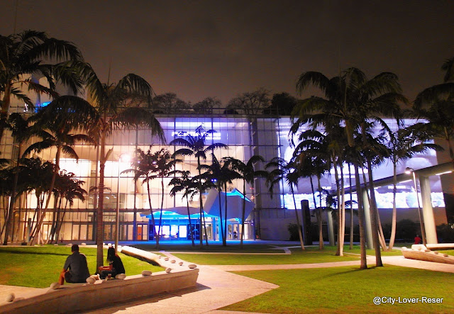 Miami Beach - New World Center