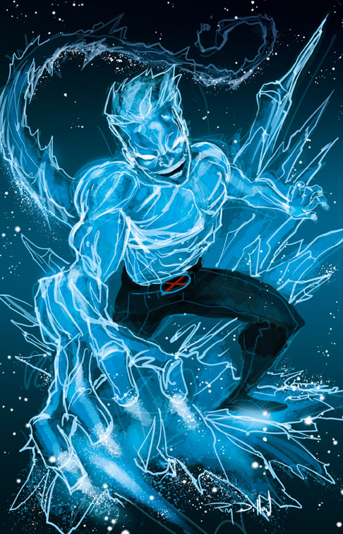 Iceman Character Review