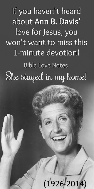 The Christian faith of Ann B. Davis (1926-2014)