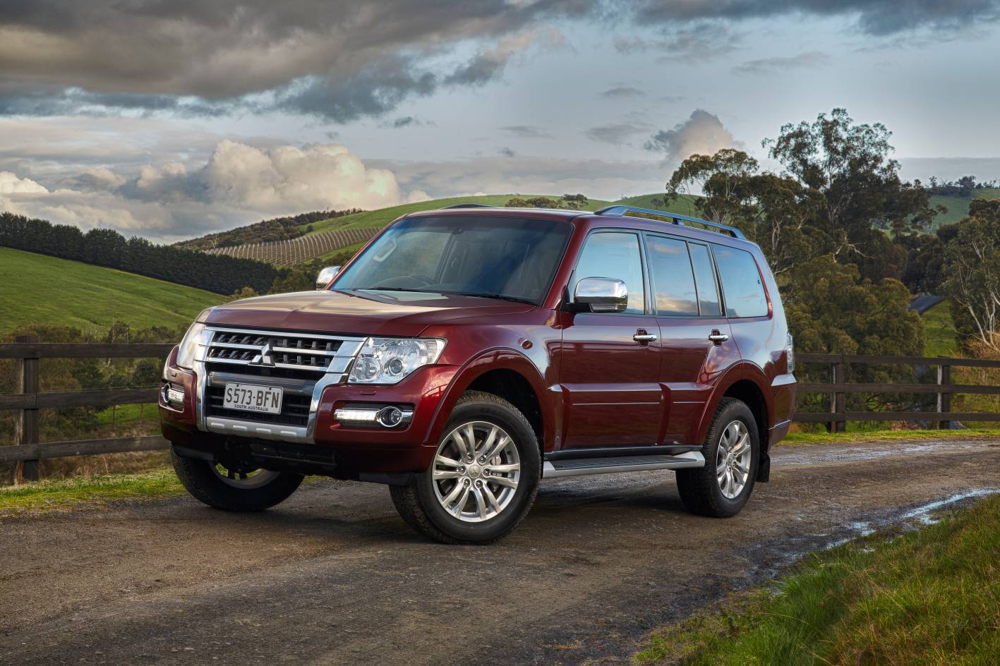 Mitsubishi pajero and lancer the newest oldest cars you can buy
