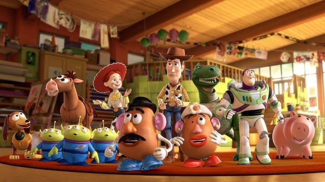 Filme de animação Toy Story 3