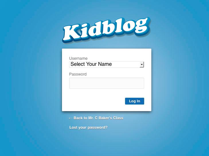 evangelizing the (digital) natives : My HS Math KidBlogging: 1