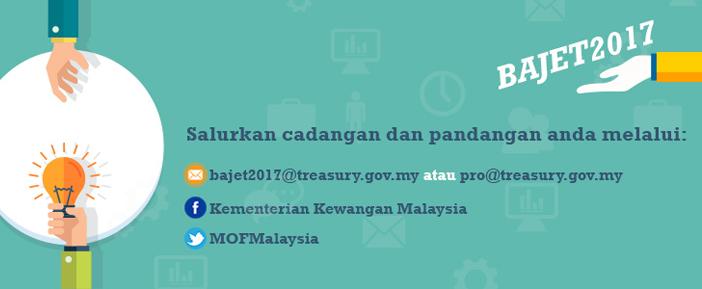 Bajet 2017 Malaysia