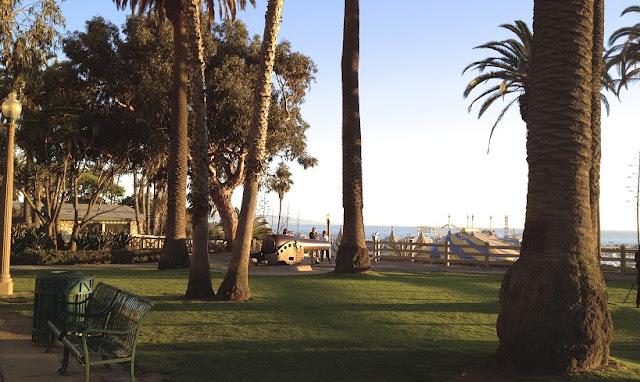 O que ver/fazer em Palisades Park em Santa Mônica