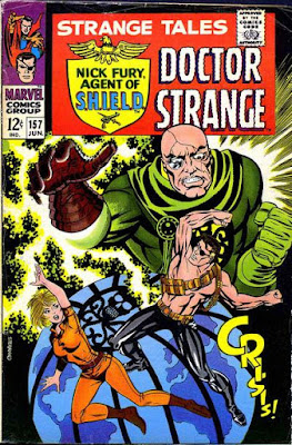 Strange Tales #157, SHIELD, Baron Strucker