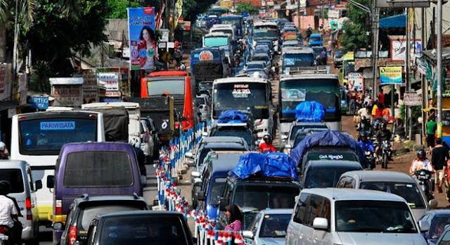 Kota Jakarta Selama Mudik Lebaran