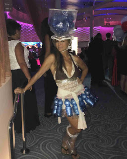 Nia Peeples Halloween Costume