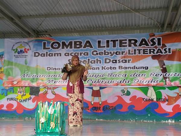 Lomba Literasi Dinas Pendidikan Disdik Kota Bandung