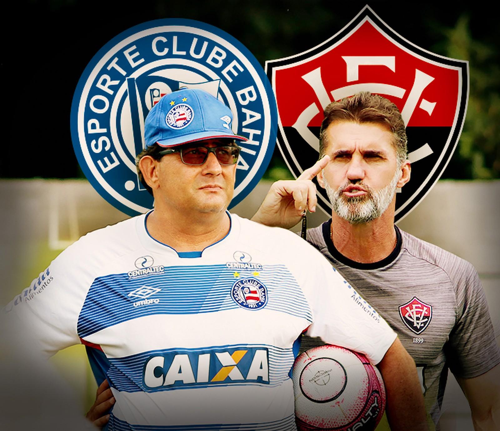 Bahia x Vitória: Clássico ao vivo em HD pelo Campeonato Baiano 1