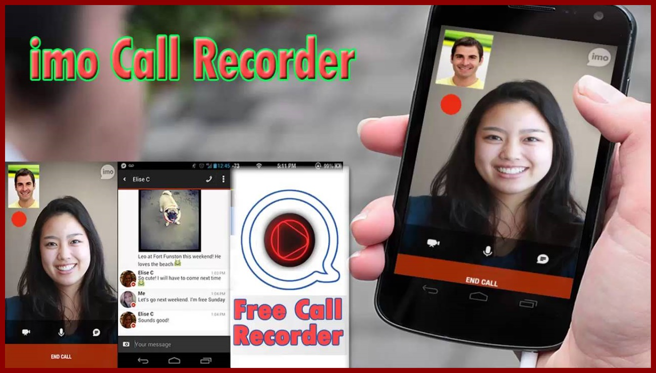 Hivecon Blog: Imo Video calls : How to Record Free Imo Video Calls