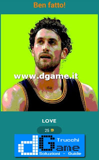 Soluzioni Guess The Basketball Player livello 32